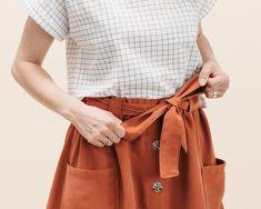 Schnittmuster Rock Bloom Merchant And Mills, Diy Kleidung, Neue Trends, Bloom, Inspiration, Rest, Instagram, Silk Fabric, Kid Sister