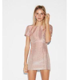 f062e3d37758 Be the life of the party in this can t-miss metallic dress