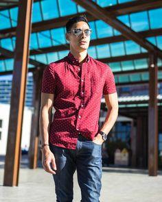 When in doubt - Wear red@zara // Men's Fashion Style and Travel Blog - http://ift.tt/29K1GdU