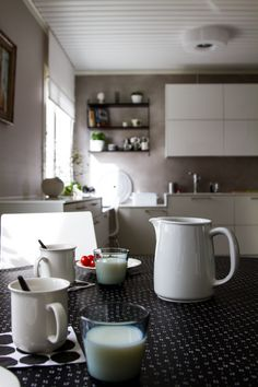 Arabia, Iittala Kettle, Kitchen Appliances, Finland, Tableware, Home, Diy Kitchen Appliances, Tea Pot, Home Appliances, Dinnerware