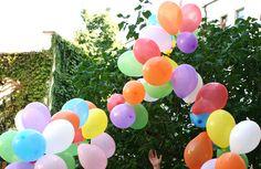 die besten 25 ballons f llen ideen auf pinterest konfetti ballons glitter ballons und ballon. Black Bedroom Furniture Sets. Home Design Ideas