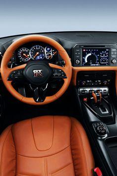 2017 Nissan GT-R US-spec(R35)