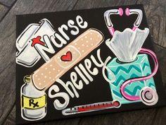 Nurse door   Sign  Teacher Door Sign Hanger  by MelanieLupien