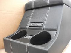 FCX Defender Outfitters | Land Rover interiors | Land Rover Defender i | Cubby boxes