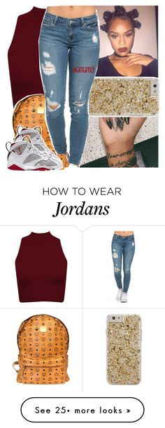 """""""#100happydays .. #day18"""" by lamamig on Polyvore featuring Case-Mate and MCM"""