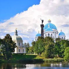 Троицкий собор в Санкт - Петербурге