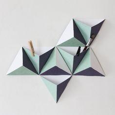 Dreiecksfächer