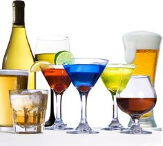 The Right Drinks for You: How to Stay Slim While Still Enjoying Your Favorite Alcoholic Beverage
