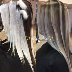 ✨💜PLACEMENT and Layering lightness is 🔑 to helping me create this beautiful, multidimensional 👱🏽‍♀️Cool Toned Blonde✨PaintedHair✨👩🏻‍🎨. Balayge Blond, Blonde Balayage, Blonde Hair, Hc Hair, Hair Color Techniques, My Hairstyle, Hairstyles, Haircut And Color, Dye My Hair