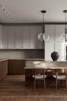 Classic Home Decor, Retro Home Decor, Home Decor Kitchen, Cheap Home Decor, Home Kitchens, Interior Desing, Interior Modern, Interior Design Kitchen, Interior Decorating
