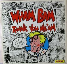 Wham Bam - Thank You Ma'am - Music & Arts. De