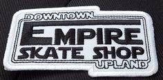Empire Skate Shop Patch