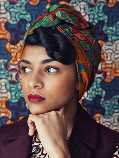 12 Ways to Wear a #HeadScarf   @alluremagazine