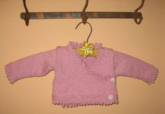A Kimono for Baby (And the Picot Cast-on!) - Knitting Daily - Blogs - Knitting Daily