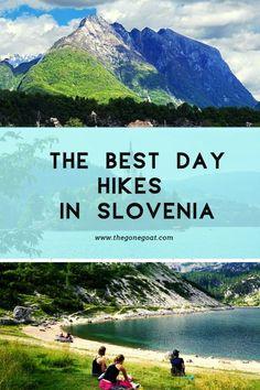 Hiking Spots, Hiking Trails, Slovenia Travel, Slovenia Info, Bohinj, Hiking Europe, Colorado Hiking, Best Hikes, Day Hike
