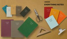 Everything: una Linea dal Carattere Unico ed Originale by NAVA Design Blog Platform, Notebooks, Journals, Colorful Notes, Colorful Fashion, Sketchbooks, Infinite, Everything, Sushi
