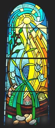 'Strathearn Windows'  Our Lady of Perpetual Succour, Auchterarder.