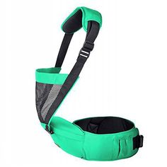 Happy Cherry Breathable Baby Stool Waist Belt Carrier Backpack Sling Back Chair  green >>> Want additional info? Click on the image.