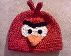 mad red bird size 06 months ready to ship by isabellaandviolet, $16.00