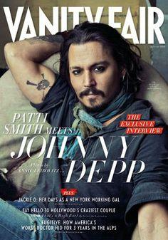 JD on Vanity Fair Cover