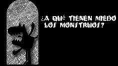 CUENTOS INFANTILES - ¿A qué tienen miedo los monstruos? por Carmen Parets. Cuentos sobre miedo a los monstruos para niños. Un cuento para Halloween original y divertido.