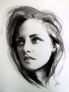 'Bella' Twilight, Kristen Stewart by gpreece on DeviantArt