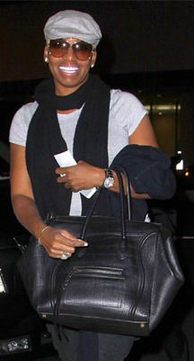 The Many Bags of BravoLebrities  Nene carries her Celine Phantom Luggage  Tote even more than her Birkin – when she finds a bag she loves, she s  loyal. 26c110901a