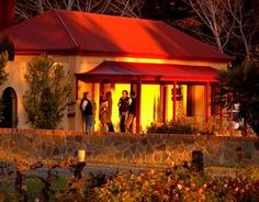 Elderton-Cellar-Door-view  Barossa valley Australia