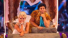 Judge Rinder & Oksana Platero Charleston to 'Meet The Flintstones' - Str...
