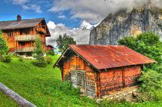 Murren, Gimmewald, Switzerland by Kevin Shingleton on 500px