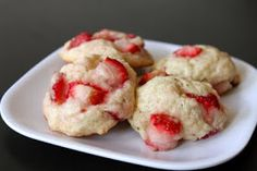 Baked Perfection: Strawberry Shortcake Cookies