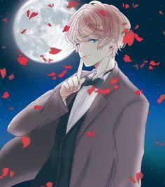 Diabolik Lovers: Shuu Sakamaki