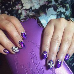 Purple .....
