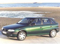 Opel Astra (1994 – 1998).