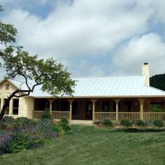 My next home somewhere in the hill country of Texas!