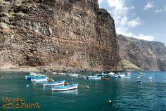 Port Vueltas w Valle Gran Rey na #LaGomera