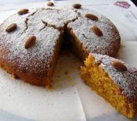 Bezlepkové recepty Schär - Karotkovo mandlový bezlepkový dort
