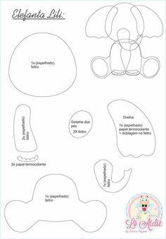 FETROKLUB: ideas - felt - productsFETROKLUB: ideas - felt - productsThis article is not availableTiny Felt Elephant Circus Elephant Felt Animals Pom Pom Baby Mädchen Mobile, Felt Mobile, Elephant Template, Elephant Pattern, Elephant Applique, Felt Animal Patterns, Stuffed Animal Patterns, Baby Crafts, Felt Crafts