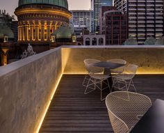 478 George Street - Event Hospitality & Entertainment Office lighting design by Electrolight