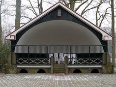Muziekkoepel Scholtenhagen, Scholtenhagenweg 36 in Haaksbergen - Rijksmonumenten.nl