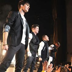 Big Time Rush at big time summer tour