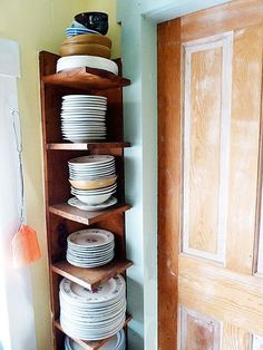 Tiny Kitchen Storage Inspiration