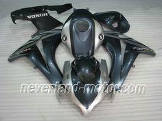 Honda CBR 1000RR 2008-2009 ABS Verkleidung - Grau/Silber #verkleidunghondacbr1000rr #cbr1000rrverkleidung
