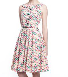 SWEETER THAN CHERRY PIE dangerfield dress