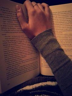 Books are all I need...