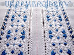 New embroidered shirt for my godson Cross Stitch Embroidery, Embroidery Patterns, Bargello, Color Inspiration, Ravelry, Needlework, Diy And Crafts, Barong, Blanket
