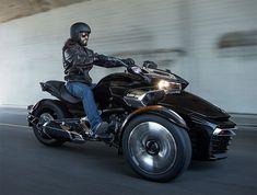 2015 Can-Am Spyder F3