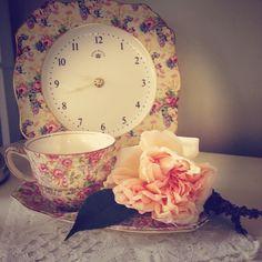 Chintz and English Rose