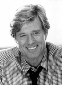 """Robert Redford, who just built a home in Tesuque, about 15 minutes from my house in Santa Fe!  Loved """"Barefoot in the Park."""""""