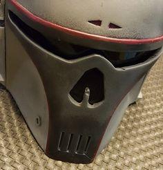 Mandalorian Executioner Helmet – Darth Cleavage Thing 1, 3d Prints, Paint Schemes, Mandalorian, 2 Colours, Paint Colors, Helmet, Paint Colours, Motorcycle Helmet